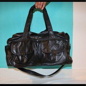 VINTAGE 1999 U.S open duffle bag